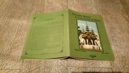 Cahier Du Jour 1936 Birmanie Rangoon Dagon Pagode L'inde - Book Covers