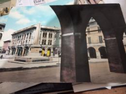 FIDENZA PIAZZA  GARIBALDI OBELISCO  DAI PORTICI N1965  HF963 - Parma