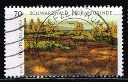 Bund 2018,Michel# 3428 O Wildes Deutschland: Hornisgrinde/Schwarzwald - Gebraucht