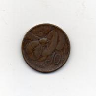 Italia - Regno - 1936 - 10 Centesimi - Ape - N.C. - (MW2604) - 1861-1946 : Reino