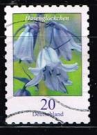 Bund 2018,Michel# 3432 O Blumen: Hasenglöckchen, Selbstklebend - Gebraucht