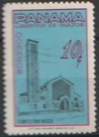 """Panama 1962 """"Freedom Of Worship"""" - Inscribed """"LIBERTAD DE CULTOS""""  1v Mnh DON BOSCO - Panama"""