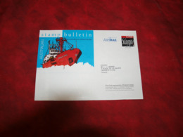 Entier Postal?? Stamp Bulletin Avec NELLA DAN Mars-mai 2003 - Territoire Antarctique Australien (AAT)