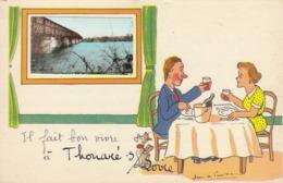 Thouaré Sur Loire  Par Jean De Pressac   ///  REF  OCT. 19  // REF N° 9458 - France