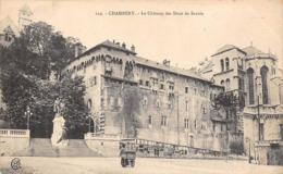 Thème  Métiers .    Marchand De Glace Ambulant .   73 Chambéry        (voir Scan) - Métiers