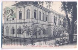 9436 Cochinchine Vietnam Cholon Hopital Municipal Mail Stamps Indo - Chine - Viêt-Nam