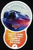 Carte à Collectionner Disney Auchan Les Défis Challenge Jackson Storm 47 / 96 - Andere Sammlungen