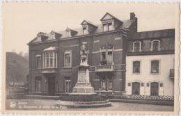 Sclayn, Monument Et Partie De La Place. - Andenne