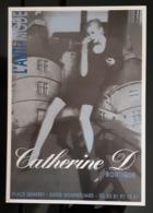 Catherine D Carte Postale - Werbepostkarten