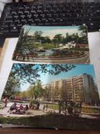 2 CARD  PIACENZA CITTA VEDUTE VARIE VBN1964/70  HF970 - Piacenza