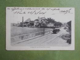 CPA BRESIL A GLORIA  DO CAES DA LAPA RIO DE JANEIRO 1904 TB ETAT - Rio De Janeiro