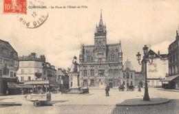 Thème  Métiers .    Marchand De Glace Ambulant .    60  Compiègne     (voir Scan) - Métiers