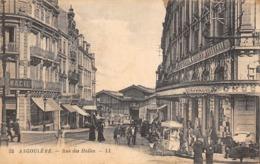 Thème  Métiers .    Marchand De Glace Ambulant .    16   Angoulême    (voir Scan) - Métiers