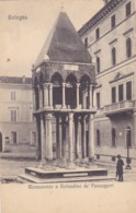 EMILIAR23  --  BOLOGNA  --  MONUMENTO A ROLANDINO DE PASSEGGERI  --  1906 - Bologna