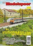 Modelbouw - Modeltreinen - MODELSPOOR. - Revues & Journaux