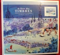 2014 - LE LIVRE DES TIMBRES Dans Son étui Avec Timbres Et Blocs Neufs De L'année Cote  180€ Env. (faciale 75,12€) - Frankreich