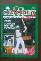 CRICKET LIFESTYLE MAGAZINE DECEMBER 1983 !! - Sport