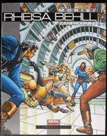 BD RHEISA BEHLL - EO 1985 Métal Hurlant - Editions Originales (langue Française)