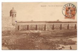 Cpa 29 Roscoff - Tourelle De Marie Stuart Et Le Nouveau Port - Roscoff