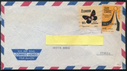 °°° POSTAL HISTORY ECUADOR 1972 °°° - Ecuador