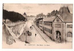 50 014 - SAINT LO - Rue Havin, Le Musée - Saint Lo