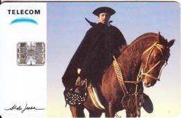 ARGENTINA - Gaucho De Tierra Del Fuego, Telecom Argentina Telecard, 05/98, Used - Argentina