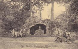 Sirault, Couvent Des Rédemptoristes, Calvaire Et Grotte (pk61826) - Saint-Ghislain