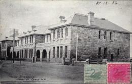1987/ Police Barracks, James Street Perth WA 1907 - Perth