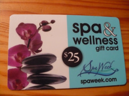 Spa & Wellness Gift Card USA - Cartes Cadeaux