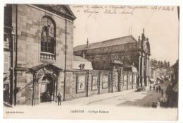 52 000 - LANGRES - Collège Diderot - Langres