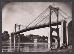 100244/ LEZARDRIEUX, Le Pont Suspendu - Frankreich