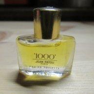 Miniature De Parfum  1000 JEAN PATOU - Perfume Miniatures