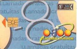 ARGENTINA - 0800 Free Number, Telefonica Telecard(D 05), Chip GEM2, 11/95, Used - Argentinië
