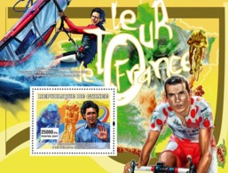 Guinea 2007 MNH - Sports: Cyclism YT 473, Mi 4631/BL1145 - Guinea (1958-...)