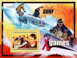 Guinea 2007 MNH - Sports: Extreme Sports YT 461, Mi 4664/BL1178 - Guinea (1958-...)