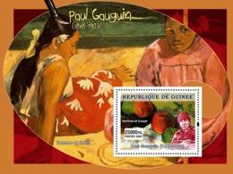 Guinea 2007 MNH - ART - French Impressionists: Gauguin. YT 583, Mi 4897/BL1291 - Guinea (1958-...)