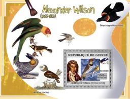 Guinea 2007 MNH - ART - Birds On Paintings: Alexander Wilson. YT 601, Mi 4883/BL1277 - Guinée (1958-...)