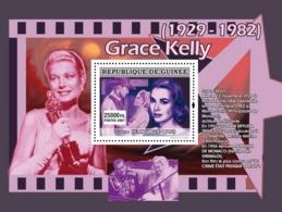 Guinea 2007 MNH - CINEMA: American Stars Females: Grace Kelly. YT 657, Mi 4986/BL1320 - Guinea (1958-...)