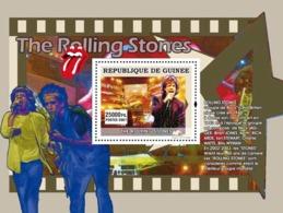 Guinea 2007 MNH - MUSIC: Stars Males: The Rolling Stones. YT 684, Mi 4935/BL1308 - Guinea (1958-...)