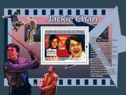 Guinea 2007 MNH - CINEMA: Chinese Stars: Jackie Chan. YT 669, Mi 5016/BL1350 - Guinea (1958-...)