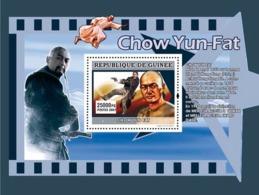 Guinea 2007 MNH - CINEMA: Chinese Stars: Chow Yun-Fat. YT 671, Mi 5018/BL1352 - Guinea (1958-...)