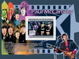 Guinea 2007 MNH - MUSIC: Stars Males: Paul MacCartney. YT 693, Mi 4938/BL1311 - Guinea (1958-...)