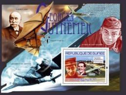 Guinea 2007 MNH -TRANSPORTS-Georges Guynemer (1894-1917): G.Guynemer, Hydravion Late 28-3. YT 790, Mi 5257/BL1457 - Guinea (1958-...)