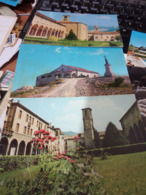 3 CARD  BOBBIO CENTRO   PIAZZA S FARA E  MONTE PENICE  PIACENZA VB1967/87  HF980 - Piacenza