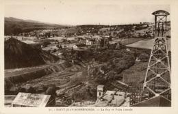 Mines, Mine : Saint Jean Bonnefonds - (42) Loire - Le Fay Et Puits Lacroix - France