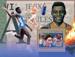 Guinea 2007 MNH - Various Sports: VI Games Cancelled 1916 YT 479, Mi 4610/BL1124 - Guinea (1958-...)