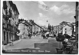 Boscochiesanuova (Verona). Piazza Borgo. Insegna Sali E Tabacchi A Sinistra. - Verona