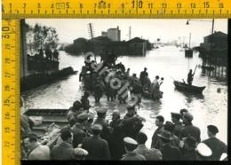 Rovigo Bassanello Salvataggio Alluvione Novembre 1951 - Rovigo