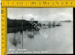 Rovigo Bassanello Alluvione Novembre 1951 Vista Dal Ponte Cavalcavia - Rovigo