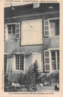 Arbois Pasteur Cadran Solaire - Arbois